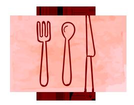 Catering en casas