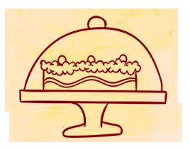 Delivery de bandejas para catering